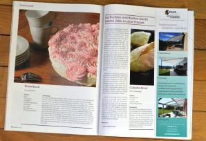 La Revue publie un reportage sur Cookerei - 03.07.13 Pour lire l'article en français : https://cookerei.files.wordpress.com/2013/02/gourmandise-sur-le-net.pdf