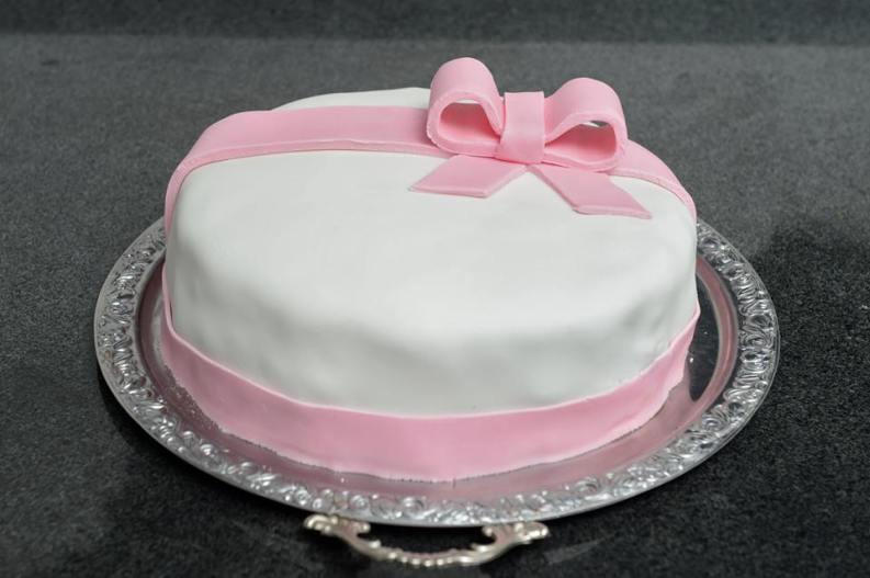 gâteau cadeau
