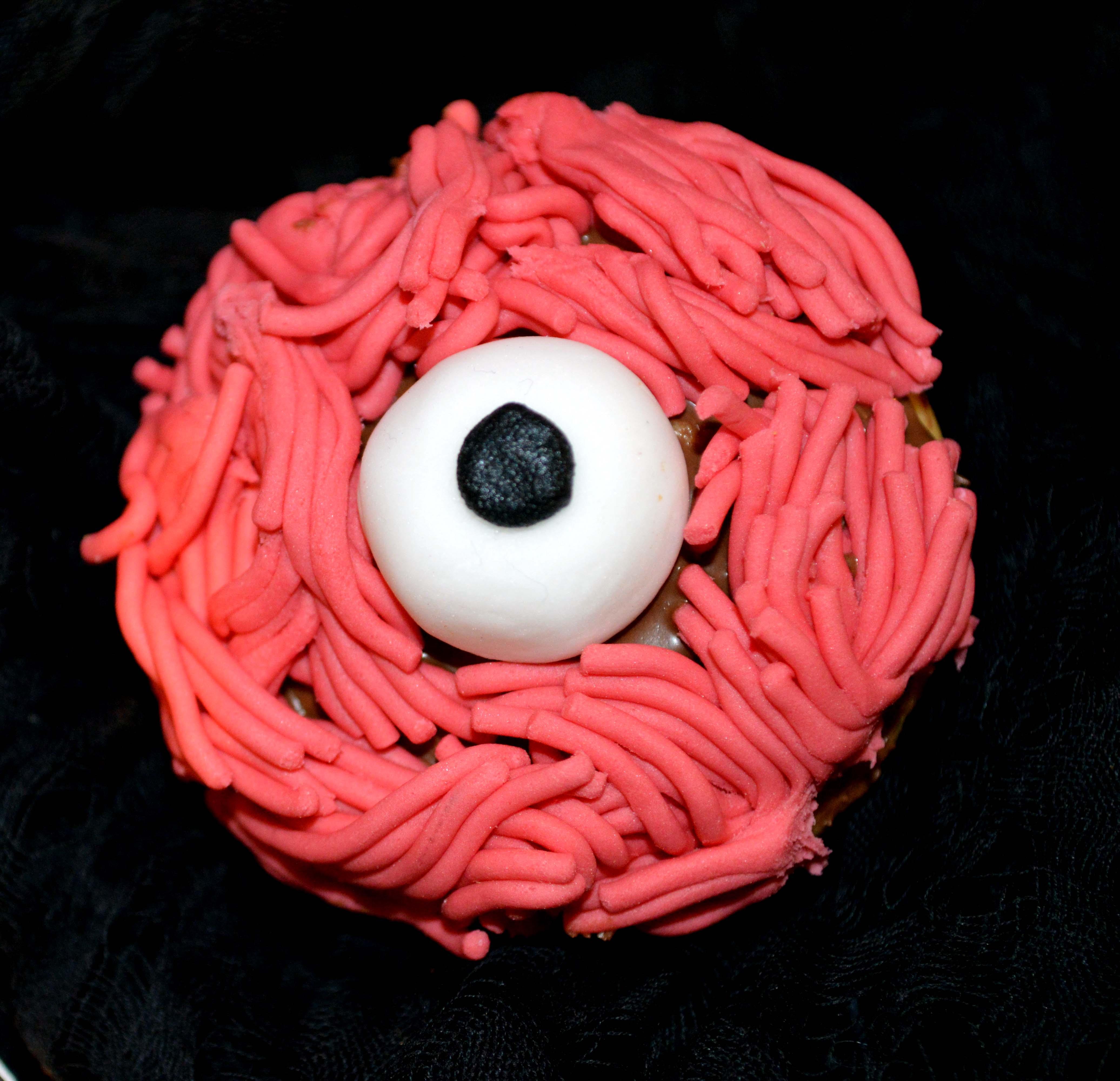 Cupcakes d'Halloween - Blogs de cuisine