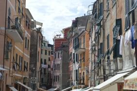 Les maisons colorées des Cinque Terre