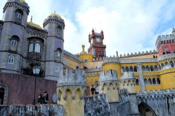 Le château coloré de Sintra