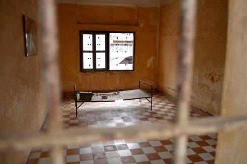 Musée du génocide de Tuol Sleng S21 à Phnom Penh