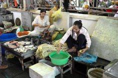 Stand du marché central
