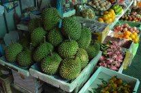 Les fruits du Cambodge