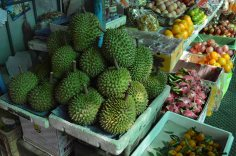 Les fruits du Cambodge