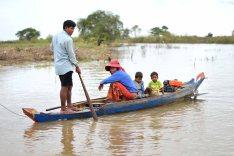 Au fil du Tonlé Sap