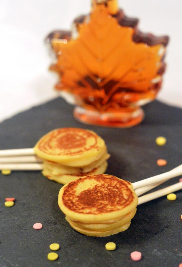Pancake pops 2