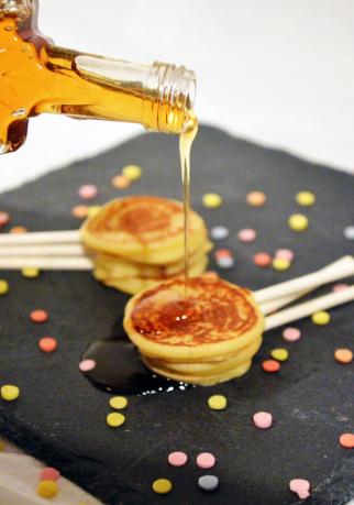 Pancake pops 5