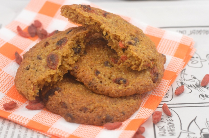 cookies goji 1