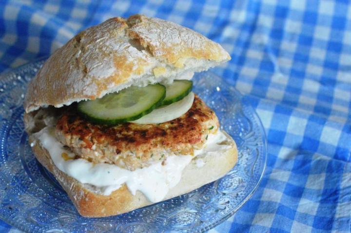 Burger grec 1