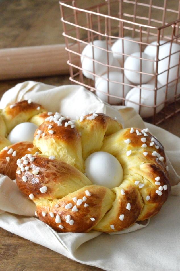 Brioche de Pâques 5