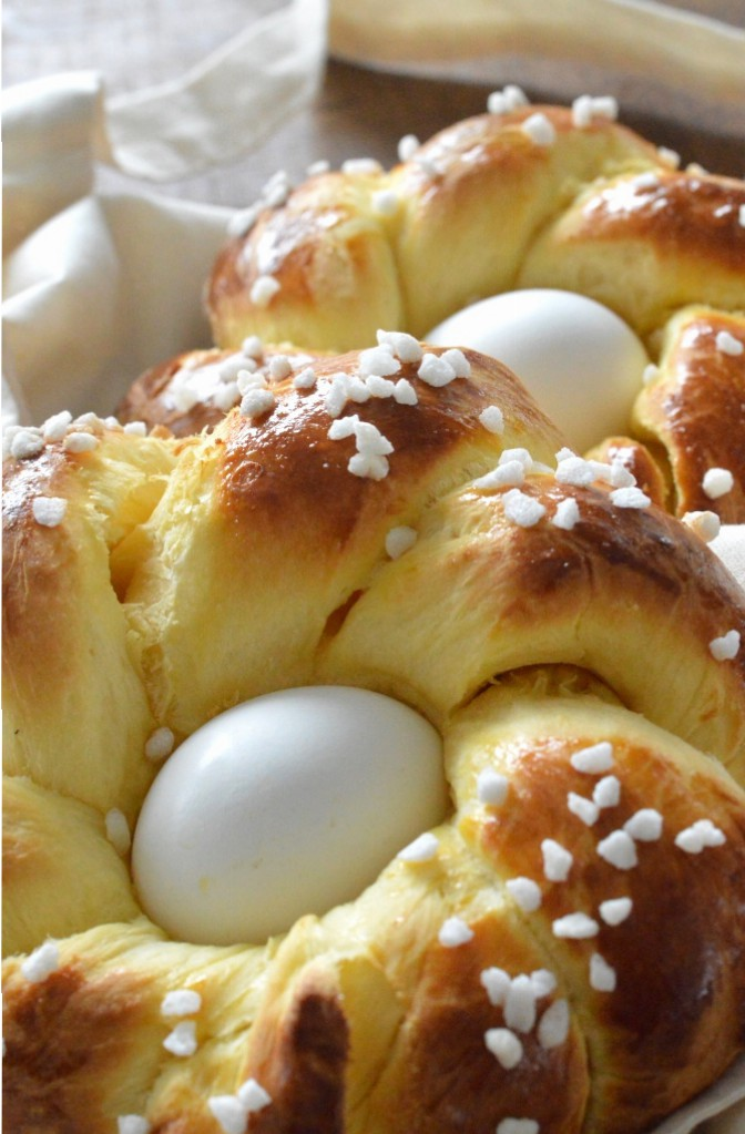 Brioche de Pâques 4
