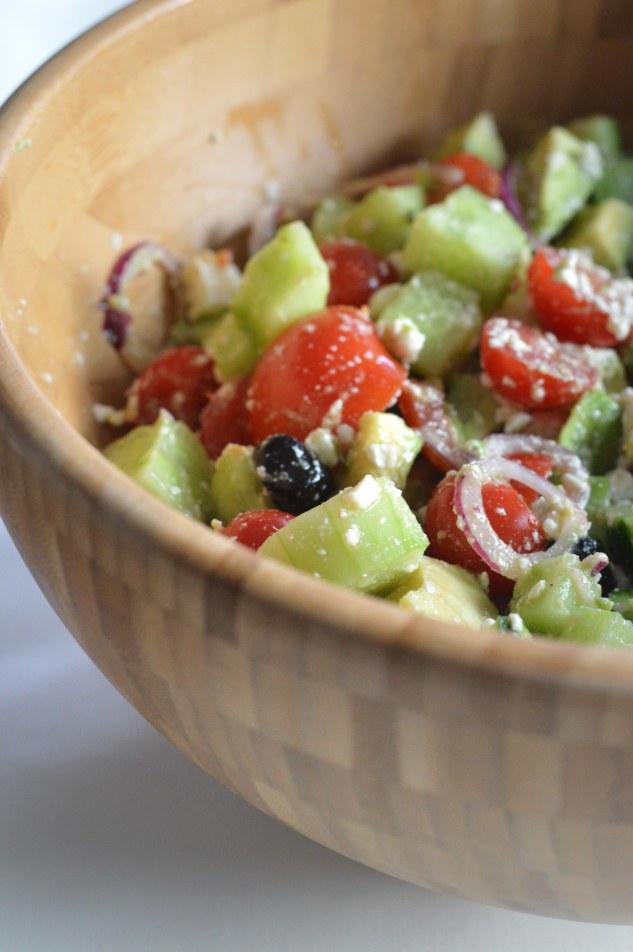 salade grecque 2