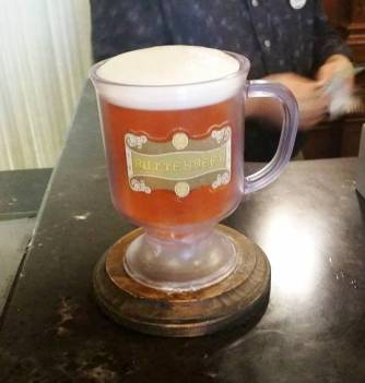 Butterbier d'Harry Potter