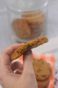 Cookies aux baies de goji
