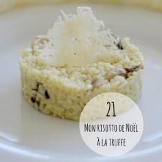 Vous avez un #VG à table le soir de #Noël? Un tout petit budget pour votre repas de fête? Ou cherchez encore un chouette accompagnement pour votre dinde? En ce 21e jour du Calendrier de l'#Avent Cookerei, retrouvez une recette de risotto à la truffe sur le #blog. À lire sur http://bit.ly/2hNwUB9