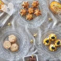 5 recettes de mignardises de Noël salées : https://cookerei.com/2017/12/20/10-recettes-de-mignardises-salees-sucrees-pour-noel/